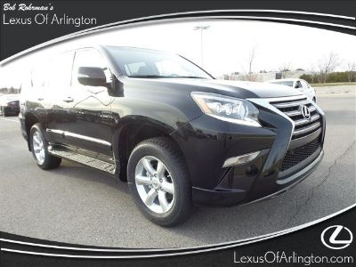 2017 Lexus GX 460 Base (Black Onyx)