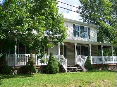 4 Bed 2 Bath Foreclosure Property in Sloansville, NY 12160 - Hwy Rt 20