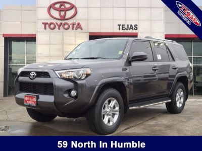 2019 Toyota 4Runner Limited (Magnetic Gray)