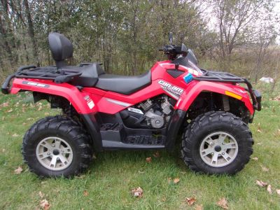 2007 Can-Am Outlander MAX 800 H.O. EFI Utility ATVs Mukwonago, WI