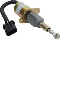Purchase NEW SYNCHRO START SWITCH SOLENOID FUEL SHUTDOWN FOR CUMMINS 3939018 motorcycle in Lexington, Oklahoma, US, for US $189.95