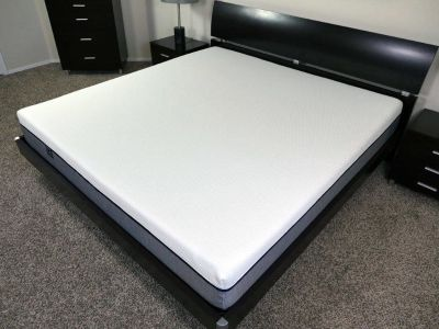 New Premium 10 inch Memory Foam King Mattress