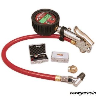 Sell Longacre Digital Quick Fill Tire Gauge 0-60 psi W/ Angle Chuck and Ball Chuck 10 motorcycle in Monroe, Washington, United States, for US $155.00
