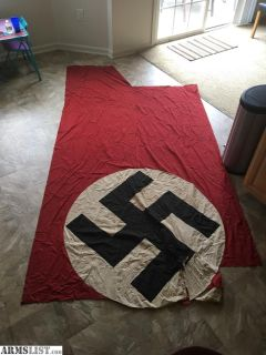 For Trade: Beautiful ww2 original vet bring back german flag