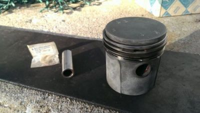 Find vintage mercedes benz 170 180 set of 4 pistons,rings motorcycle in Willowbrook, Illinois, United States, for US $530.00