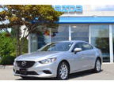 2016 Mazda MAZDA6 4dr Sdn i at [url removed]
