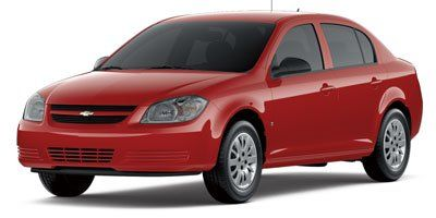 2009 Chevrolet Cobalt LS (Slate Metallic)
