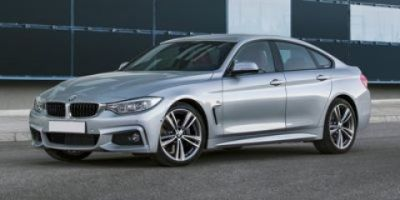 2016 BMW 4 Series 428i xDrive (Carbon Black Metallic)