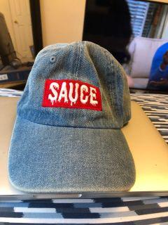 BRIMZ sauce hat
