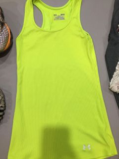 Size small under armour tank top