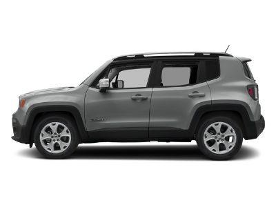 2017 Jeep Renegade Limited (Glacier Metallic)