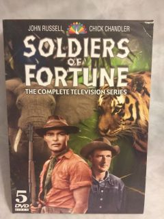 Soldiers of Fortune (Complete Television Series)