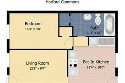 1 bedroom - You've found your new home in our apartments in Edgewood. Pet OK!