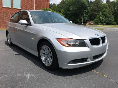 2007 BMW 3-Series 328i (Silver Or Aluminum)