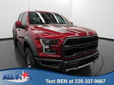 Used 2017 Ford F-150 4WD SuperCrew 5.5' Box