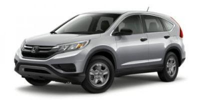 2016 Honda CR-V LX (Silver)