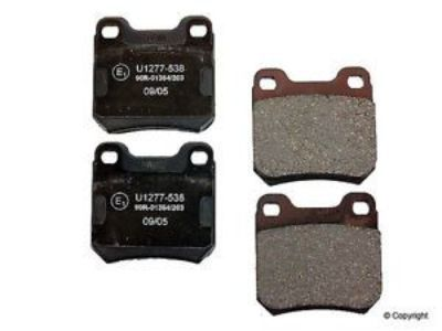 Purchase Pagid Disc Brake Pad fits 1997-2003 Saab 9-3 900 motorcycle in Canoga Park, California, United States, for US $64.15