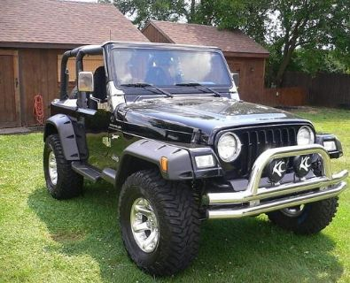 $2,234, Great 1997 Jeep Wrangler