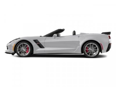 2019 Chevrolet Corvette Grand Sport 1LT (Blade Silver Metallic)