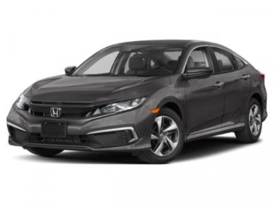 2019 Honda CIVIC HATCHBACK EX-L Navi (Polished Metal Metallic)