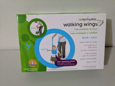 Walking wings. New in box never used.