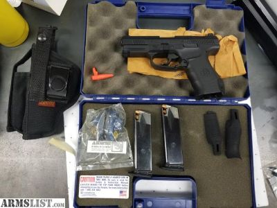 For Sale: Smith and Wesson SW99