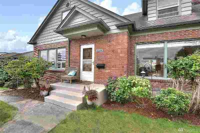 3306 N 22nd St Tacoma Four BR, Beautiful brick charmer located