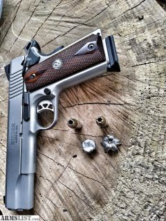 For Trade: Ruger 1911