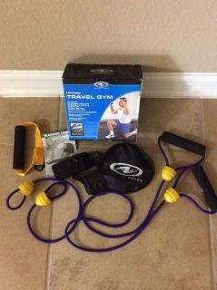 Golds Gym and Athletic Works Resistance Bands sets