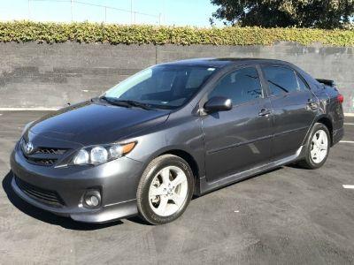 2011 Toyota Corolla 4dr Sdn Manual