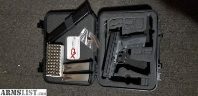 For Sale/Trade: Springfield xd9 mod .2 4.0