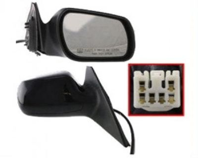 Purchase Passenger Side KOOL-VUE Mirror Mazda 6 2003-2008 Non-Folding motorcycle in Macon, Georgia, US, for US $47.50