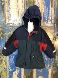 Pacific Trail Zip up Hooded Ski Winter Coat Boy Size 4-(Win 2)
