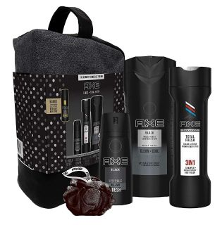 AXE ULTIMATE SHOWER SET FOR HIM, brand new