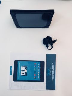 Trio Stealth G4 Tablet 7,85 Inch Touchscreen Display - 4K Compatibility