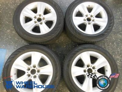 Purchase 4) 11-13 BMW 528 535 550 Factory 17 Wheels Tires Rims OEM 225/55/17 RFT 71402 motorcycle in Anaheim, California, US, for US $795.00