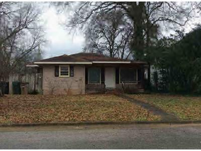 3 Bed 1 Bath Foreclosure Property in Decatur, AL 35601 - 8th Ave SE