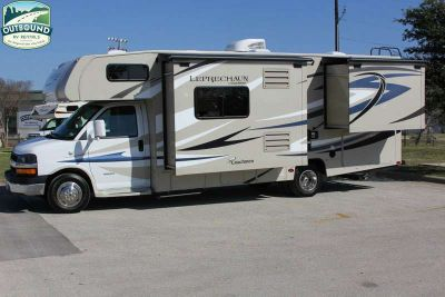 2015 Coachmen Leprechaun 260DS (Chevy)
