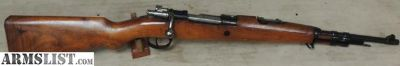 For Sale: FN M1948 Queen Juliana Netherlands Police 8mm x 57 Caliber