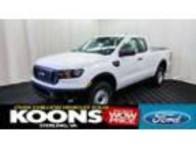 2019 Ford Ranger XL 4X2 2019 Ford Ranger XL 4X2