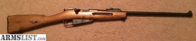 For Sale: 1917 Remington Mosin Nagant Sporterized