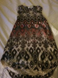 small light weight sweater material tank style top