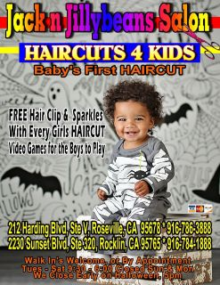 Baby's First HAIRCUT 786-3888