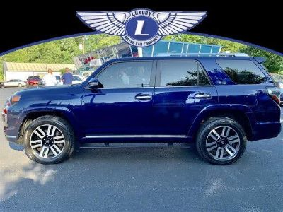 2016 Toyota 4Runner Limited 4WD (Nautical Blue Pearl)