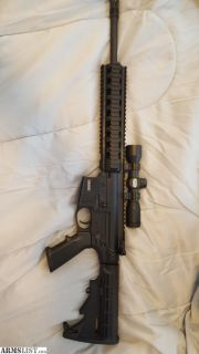 For Sale: S&W M&P 15-22
