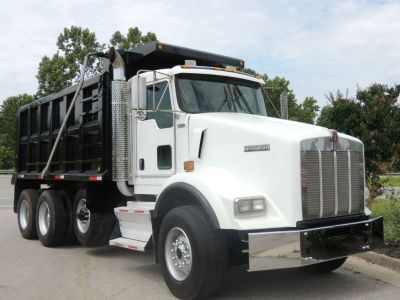 Dump truck loans - No minimum credit score