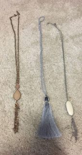 LOT of Statement Necklaces $5
