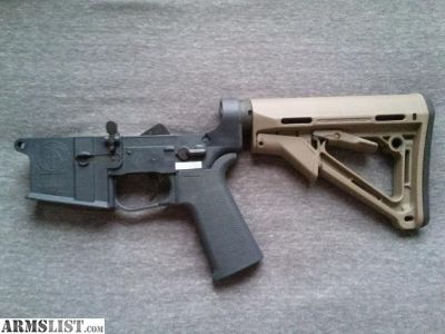 For Trade: AR-15 Complete Lower