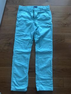 Turquoise children s place pant