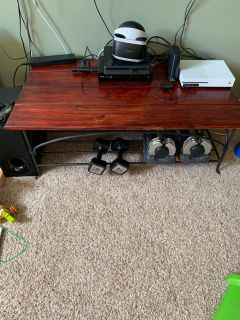COFFEE TABLE ONLY having matching end table